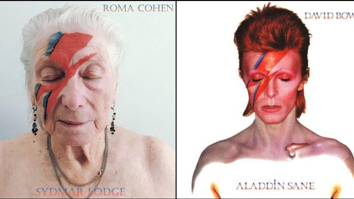 At U.K. Care Home, Residents Brilliantly Recreate Iconic Album Covers On Twitter