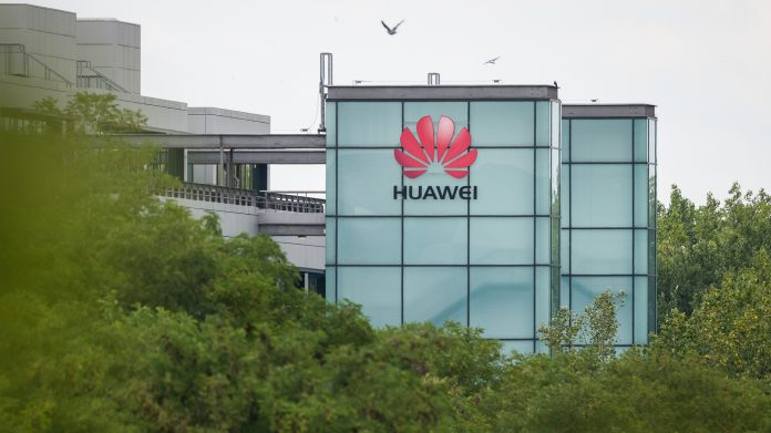 Huawei Equipment Will Now Be Banned From U.K.'s 5G Network : NPR