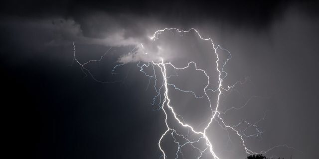 More than 2,300 people were killed by lightning in India in 2018