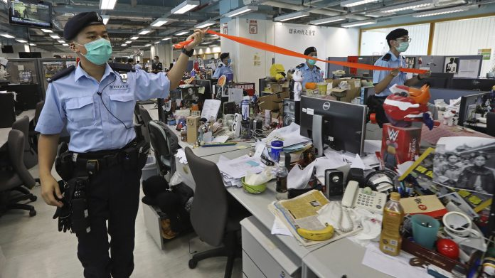 Beijing Attempts To Remake Hong Kong In Its Image As National Security Law Takes Hold : NPR