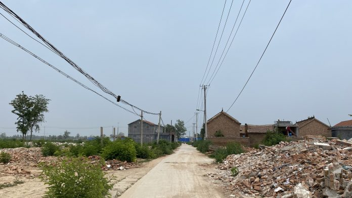 In Rural China, Villagers Say They're Forced From Farm Homes To High-Rises : NPR