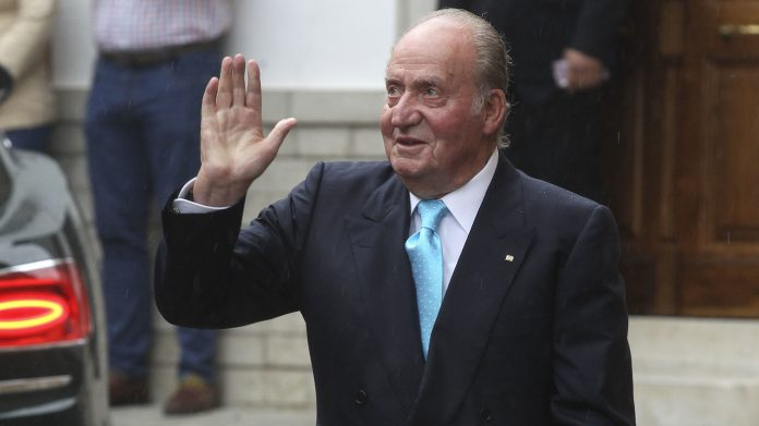 Spain's Former King Leaving Country Amid Investigations Into Finances : NPR