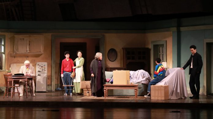 First Chinese-Language Production Of 'A Raisin In The Sun' Is Staged In Beijing : NPR