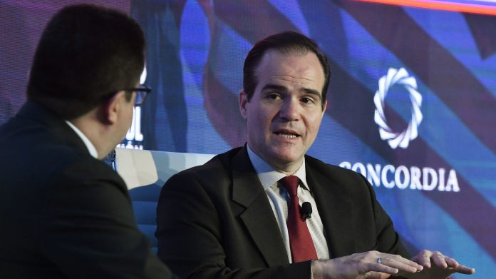 Trump's Candidate Is Poised To Become Inter-American Development Bank's 1st U.S. Head : NPR
